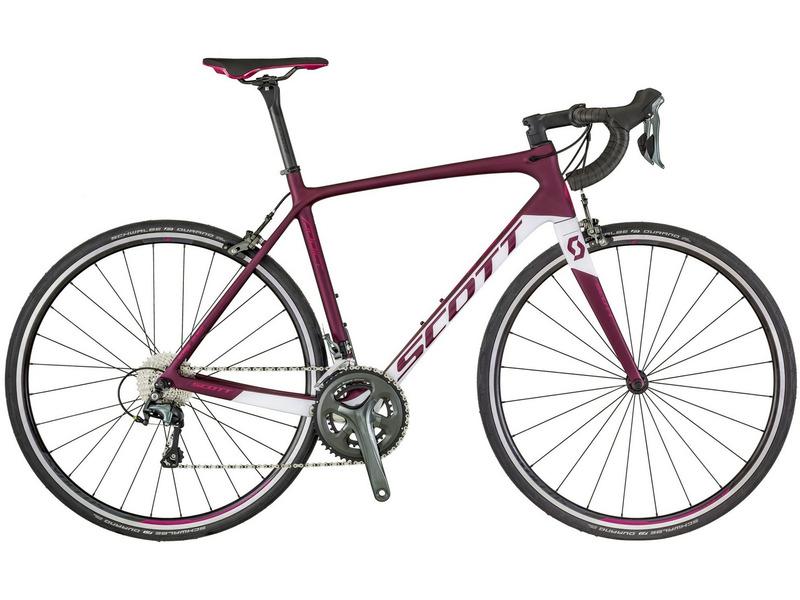 Велосипед Scott Contessa Addict 35 (2018)  - купить со скидкой