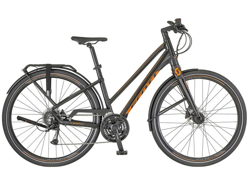 Купить Велосипед Scott Silence 30 Lady (2018) в интернет магазине. Цены, фото, описания, характеристики, отзывы, обзоры