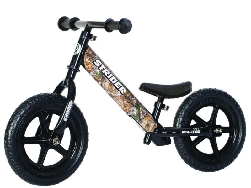Велосипед Strider Classic Realtree 12 2016