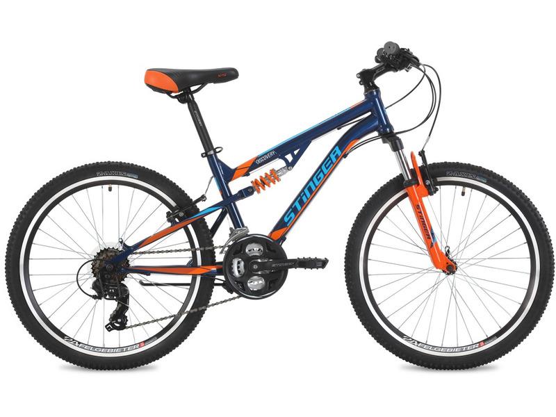 Велосипед Stinger Discovery 24 2018