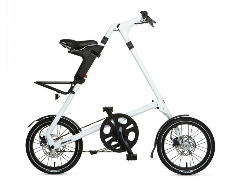 Купить Велосипед Strida 5.2 (2017) в интернет магазине. Цены, фото, описания, характеристики, отзывы, обзоры