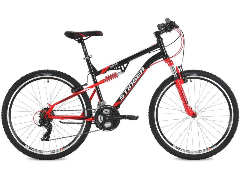 Велосипед Stinger Discovery 26 2018
