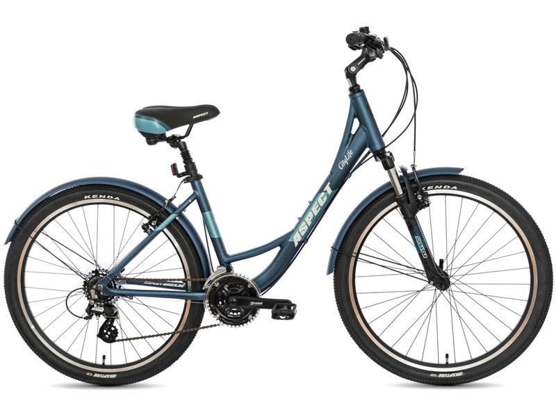 Купить Велосипед Aspect Citylife (2018) в интернет магазине. Цены, фото, описания, характеристики, отзывы, обзоры