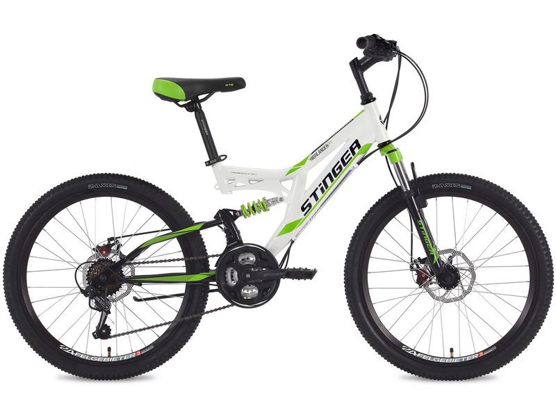 Велосипед Stinger Highlander D 24 2018