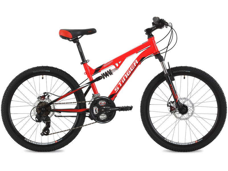 Велосипед Stinger Discovery D 24 2018