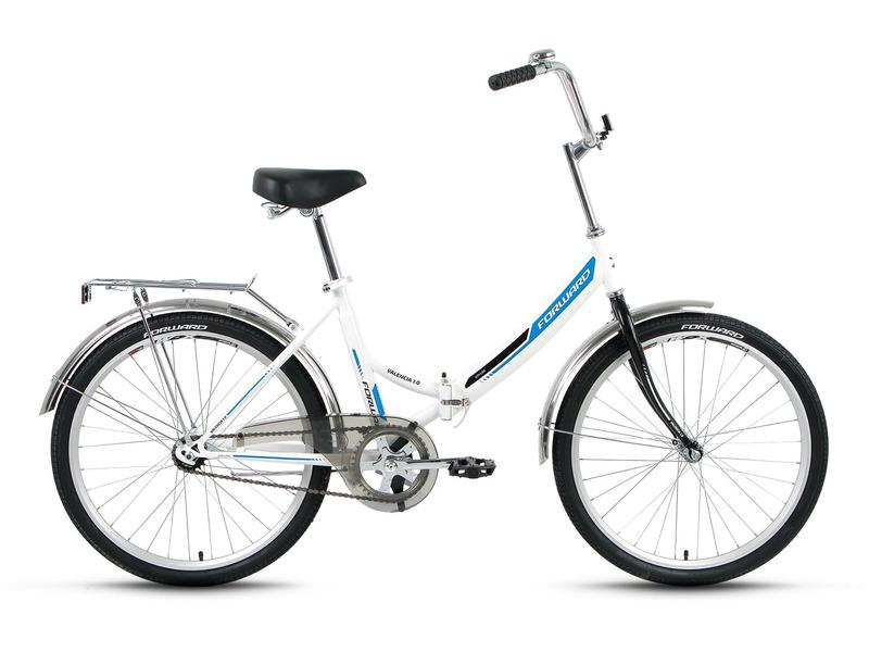 Велосипед Forward Valencia 1.0 2018