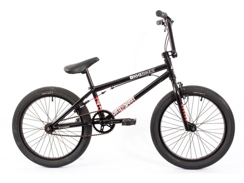 Велосипед KHE Dirty Harry 2018
