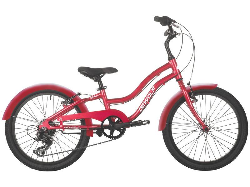 Купить Велосипед Dewolf Wave 210 (2018)