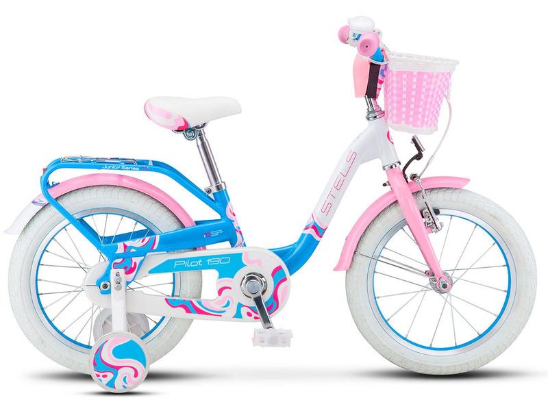 Купить Велосипед Stels Pilot 190 16 V030 (2017)