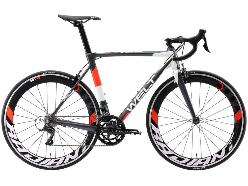 Велосипед Welt R100 (2018)  - купить со скидкой