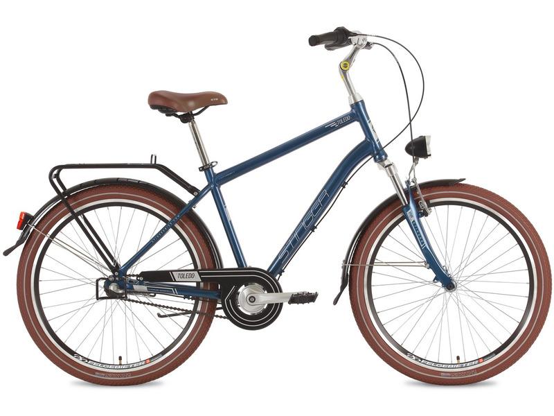 Купить Велосипед Stinger Toledo (2018) в интернет магазине. Цены, фото, описания, характеристики, отзывы, обзоры