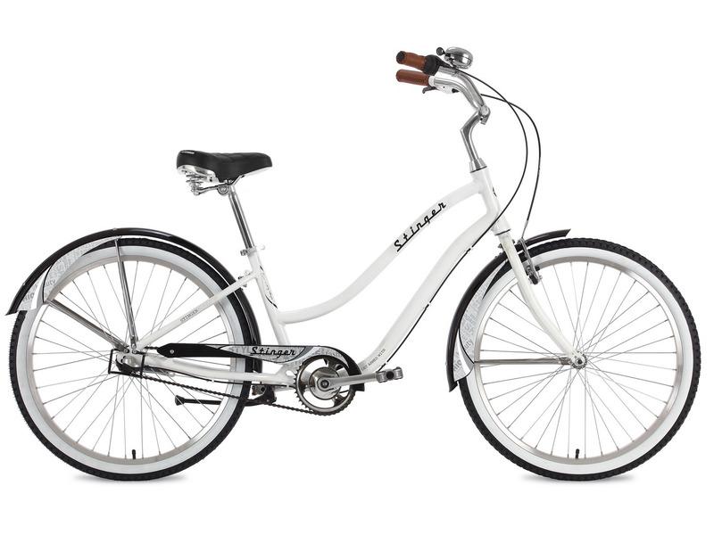 Купить Велосипед Stinger Cruiser Nexus M Lady 26 (2018)