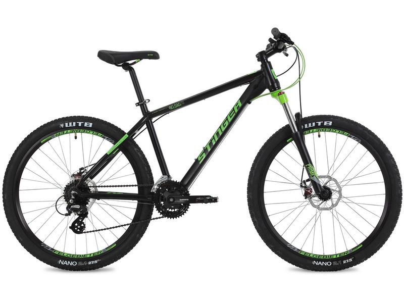 Купить Велосипед Stinger Reload STD 27.5 (2018)