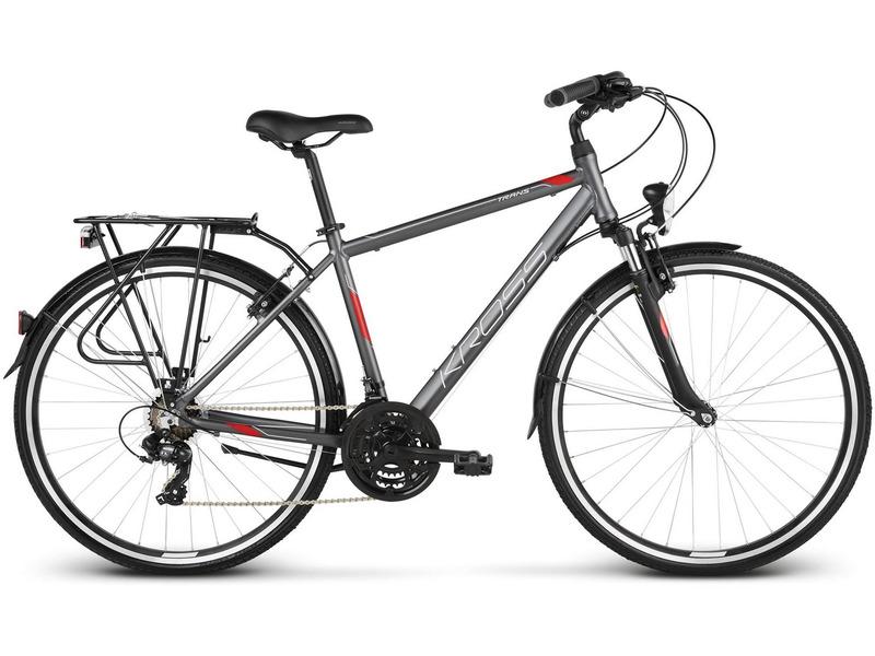 Купить Велосипед Kross Trans 1.0 (2018)
