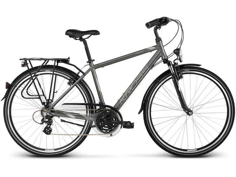Купить Велосипед Kross Trans 2.0 (2018)