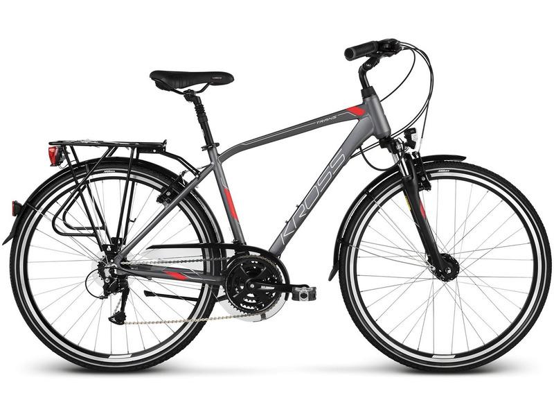 Купить Велосипед Kross Trans 4.0 (2018) в интернет магазине. Цены, фото, описания, характеристики, отзывы, обзоры