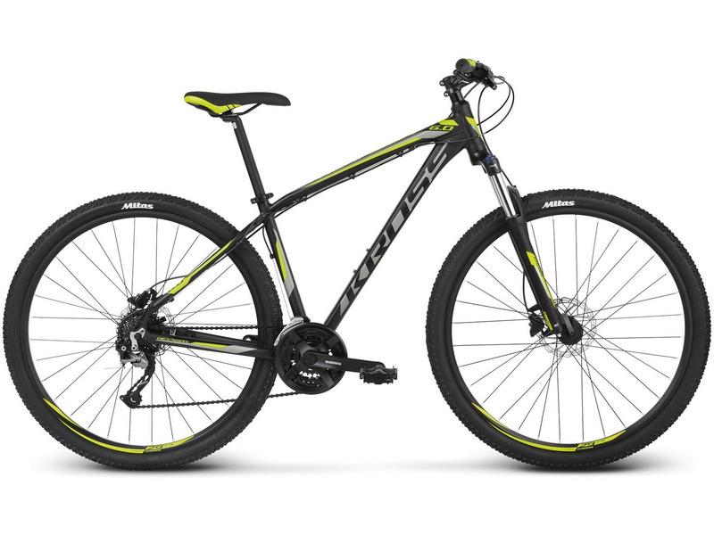Купить Велосипед Kross Hexagon 6.0 29 (2018)