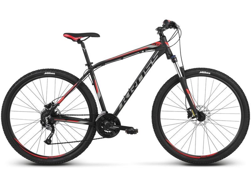 Купить Велосипед Kross Hexagon 6.0 27 (2018)