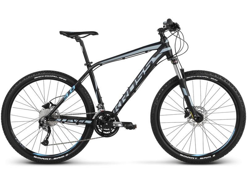 Купить Велосипед Kross Level 3.0 27 (2018)