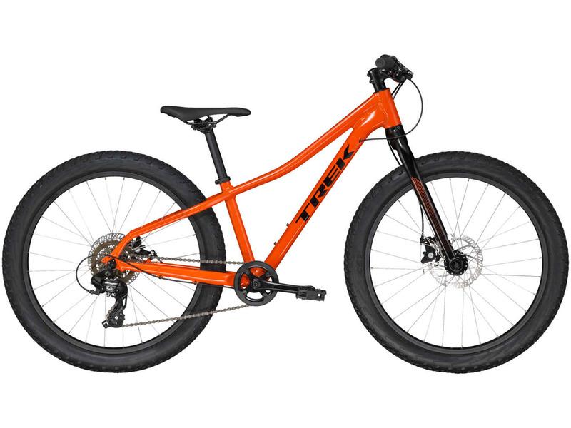 Велосипед Trek Roscoe 24 2019