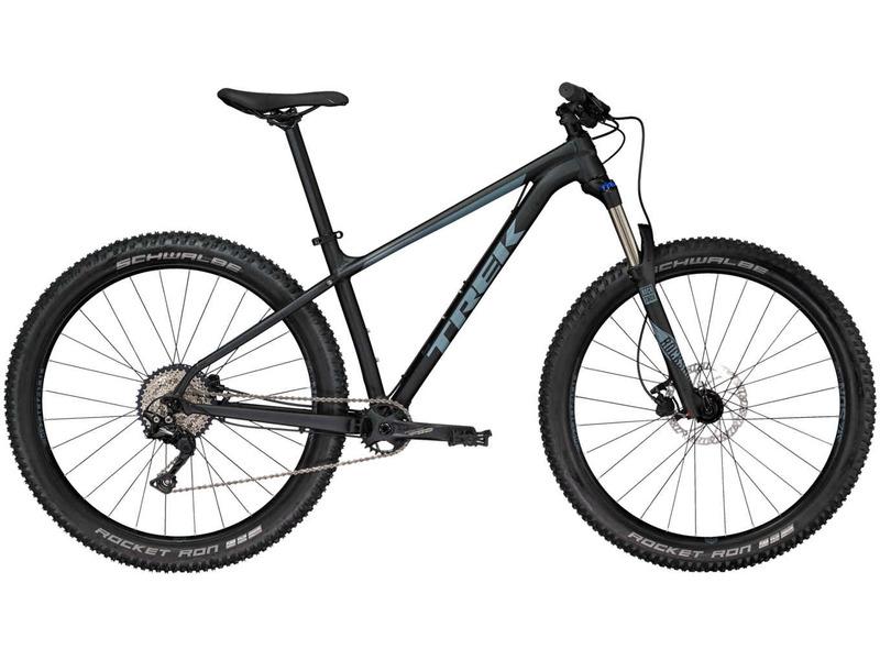 Велосипед Trek Roscoe 7 27.5 2018