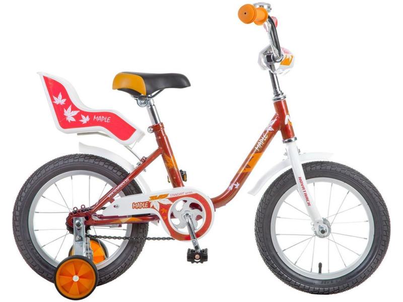 Купить Велосипед Novatrack Maple 14 (2017)