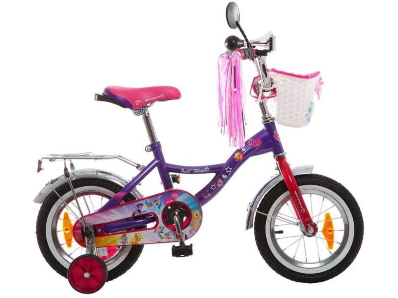 Купить Велосипед Novatrack Bagira 12 (2015)