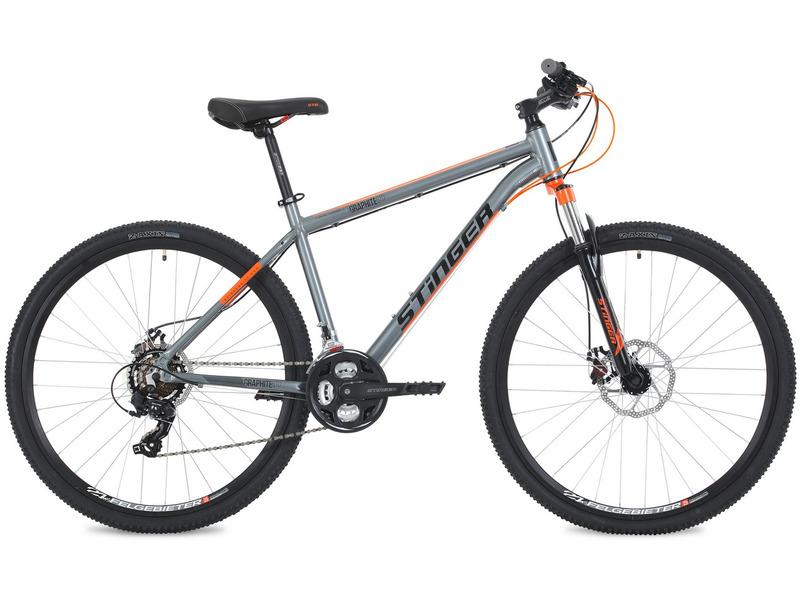 Купить Велосипед Stinger Graphite STD 27.5 (2018)