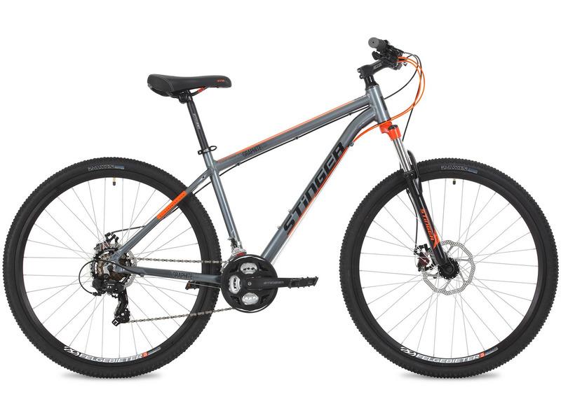 Велосипед Stinger Graphite STD 29 2018