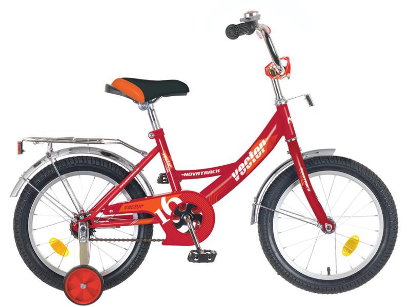Купить Велосипед Novatrack Vector 16 (2018)