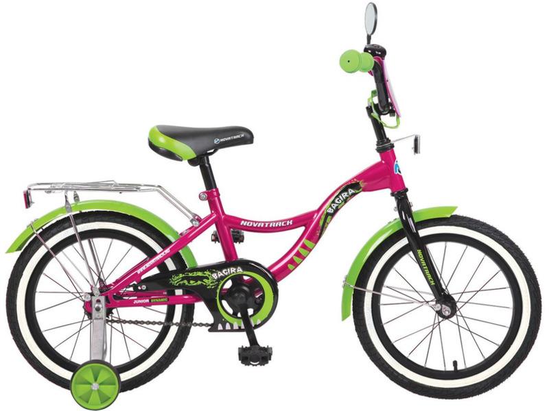 Купить Велосипед Novatrack Bagira 16 (2016)