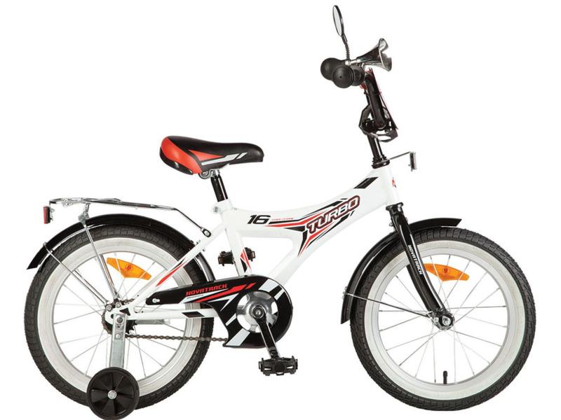 Купить Велосипед Novatrack Turbo 16 (2017)