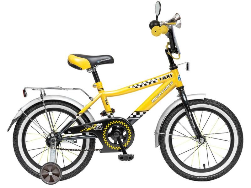 Купить Велосипед Novatrack Taxi 16 (2016) в интернет магазине. Цены, фото, описания, характеристики, отзывы, обзоры