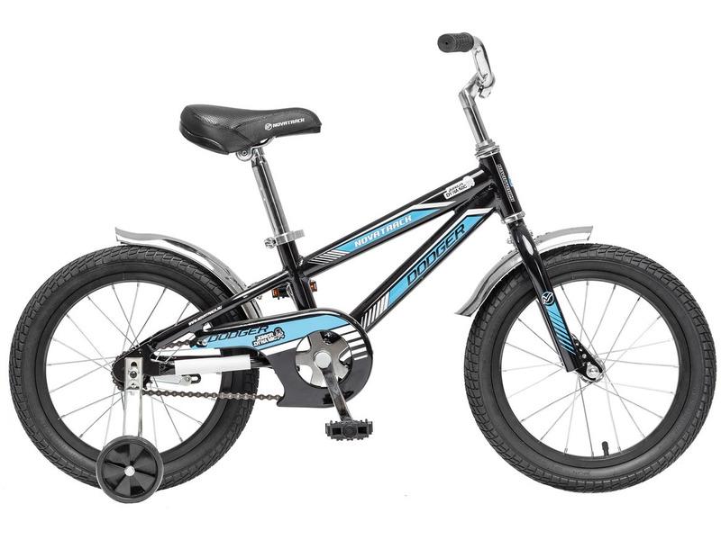 Купить Велосипед Novatrack Dodger 16 (2015)