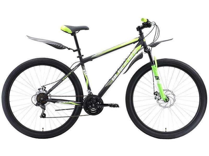 Велосипед Black One Onix 29 D 2018
