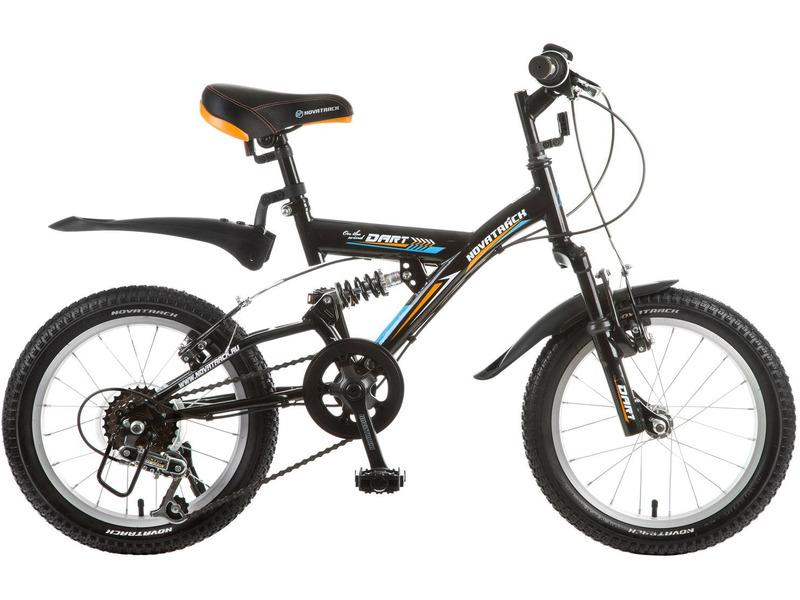 Купить Велосипед Novatrack Dart 16 (2016)