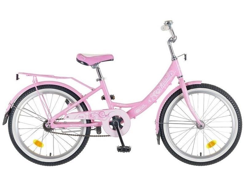 Купить Велосипед Novatrack Girlish Line 20 (2015)