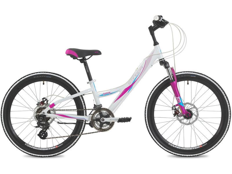 Купить Велосипед Stinger Galaxy D 2.0 24 (2018)