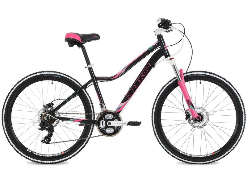 Купить Велосипед Stinger Vesta Pro (2018) в интернет магазине. Цены, фото, описания, характеристики, отзывы, обзоры