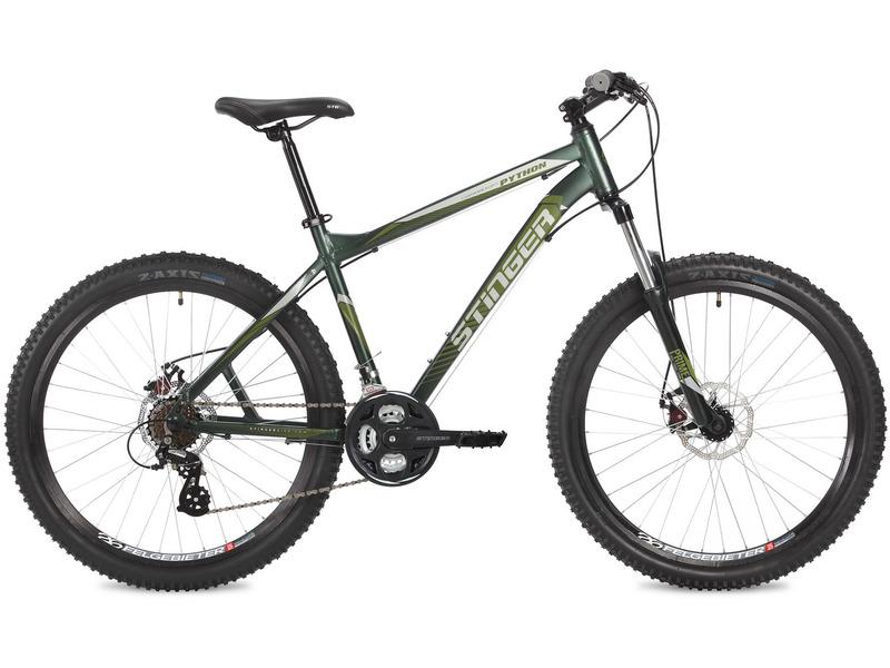 Купить Велосипед Stinger Python 26 (2017) в интернет магазине. Цены, фото, описания, характеристики, отзывы, обзоры