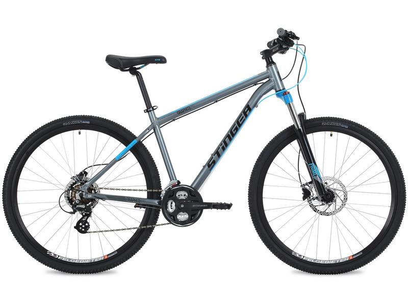 Купить Велосипед Stinger Graphite Pro 29 (2018) в интернет магазине. Цены, фото, описания, характеристики, отзывы, обзоры