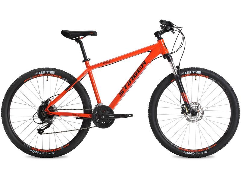 Купить Велосипед Stinger Reload Pro 27.5 (2018)