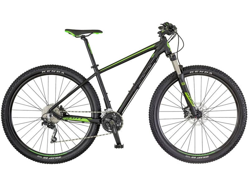 Купить Велосипед Scott Aspect 720 (2018)