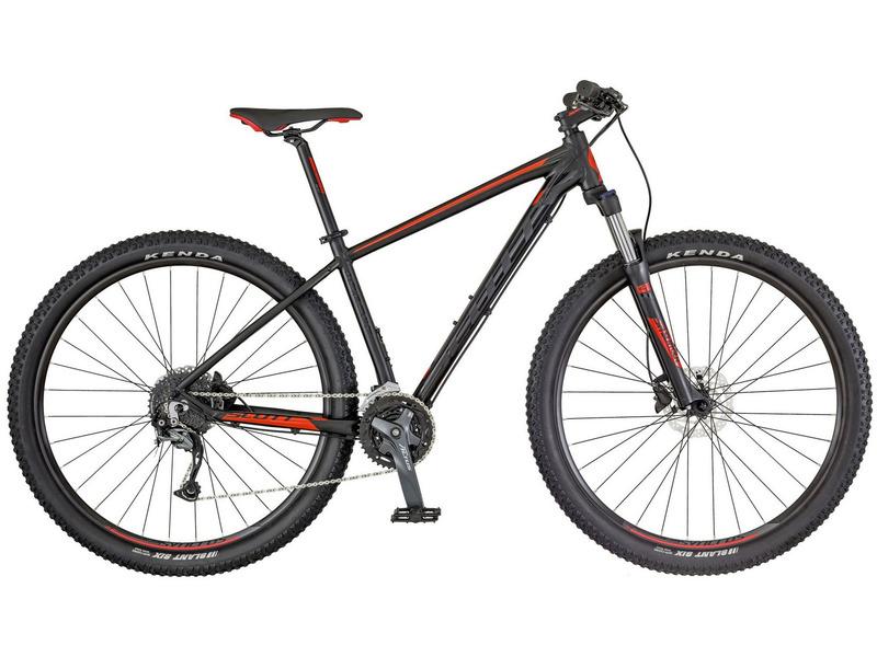Купить Велосипед Scott Aspect 740 (2018)