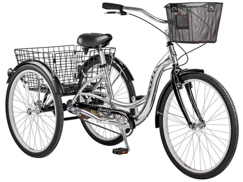 Велосипеды Грузовые и другие Stels Energy I 26 V020 (2018) фото