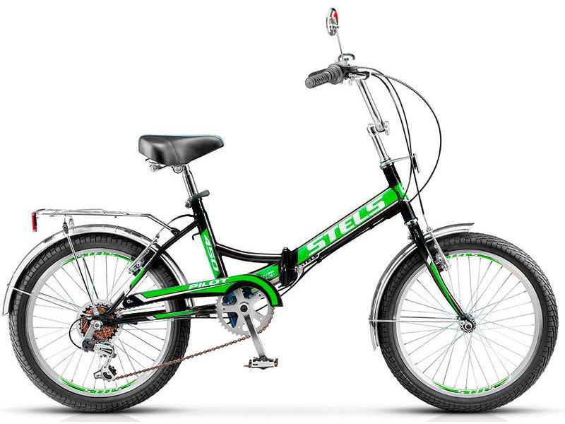 Велосипеды Складные Stels Pilot 450 20 Z011 (2018) фото