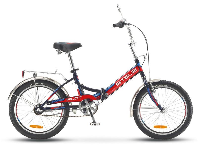 Велосипед Stels Pilot 430 20 V010 2018