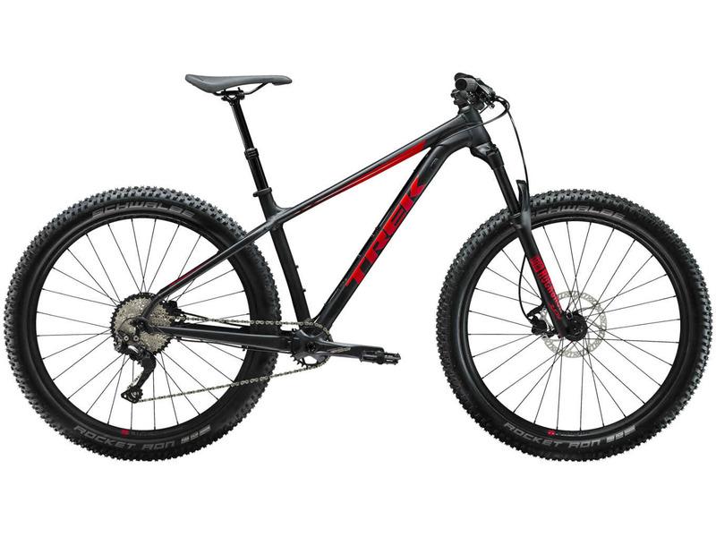 Велосипед Trek Roscoe 7 27.5 2019