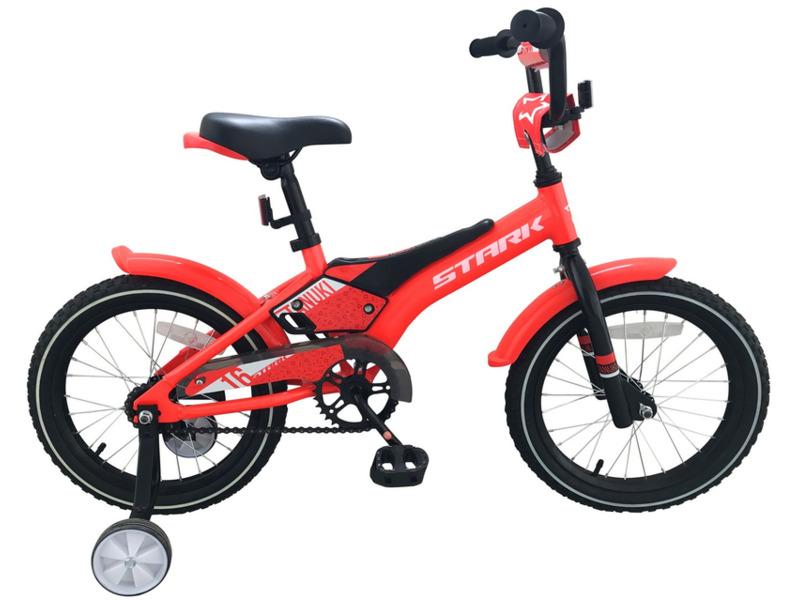 Велосипед Stark Tanuki 16 Boy 2019