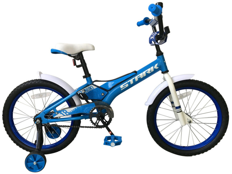 Велосипед Stark Tanuki 18 Boy (2019)  - купить со скидкой